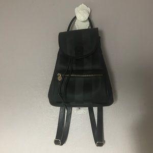 Vintage Fendi Pequin mini backpack